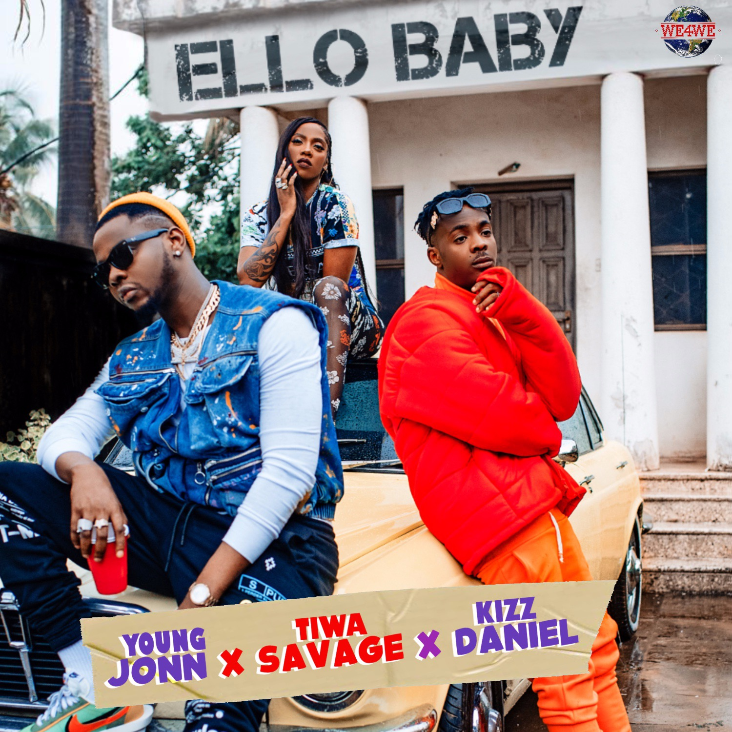 Young John x Tiwa Savage x Kizz Daniel Ello Baby Mp3 Download