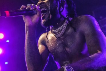 "Burna Boy - ""Good music, Fela vibes, nostalgia, some weed"" (""African Giant"" Review)"