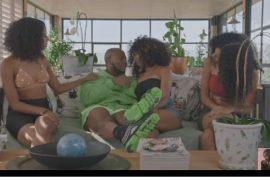 King Promise – Commando Video Download