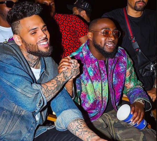 Nigerians react to Davido Blow My Mind ft. Chris Brown