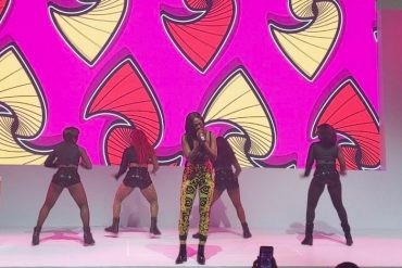 Tiwa Savage's Lovely Performance at Third Google for Nigeria.
