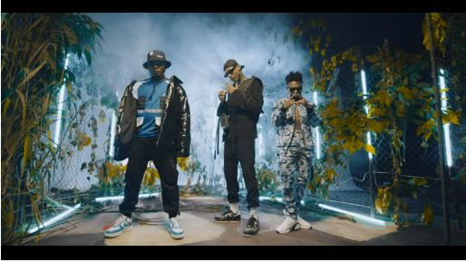 Attitude ft. Mayorkun, Reekado Banks & BOJ – Higher Your Body Video Download
