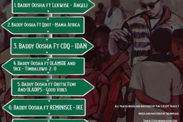 Baddy Oosha ft Qdot Mama Africa Mp3 Download