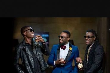 Burna Boy x Vector x Praiz No Be Water Mp3 Download