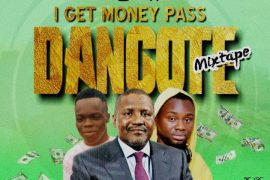 DJ Maff - I Get Money Pass Dangote Mix