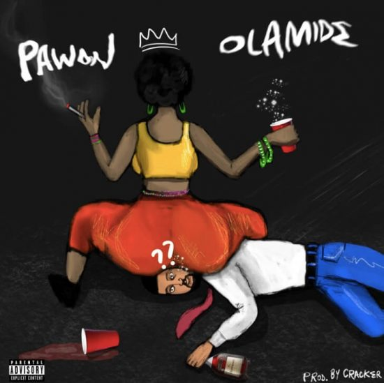 Olamide Pawon Mp3 Download (Prod. Cracker)