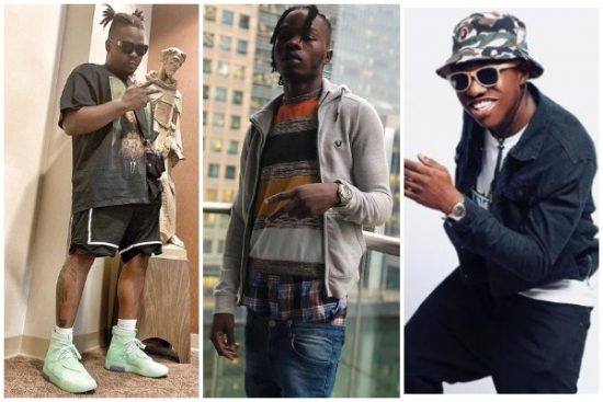 Olamide, Zlatan Ibile, Naira Marley, others feature in Top 10 Street Songs of 2019.