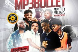 DJ PlentySongz - Mp3Bullet Monthly Mix (September Edition) #TheKickOff.
