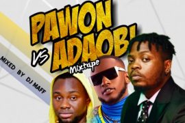 Download DJ Maff Pawon Vs Adaobi Mix