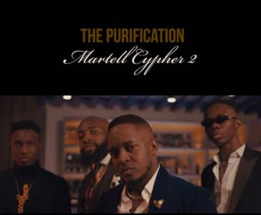 How M.I Abaga is changing the rap game with Martell Cypher.