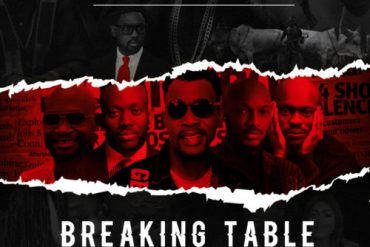 Maleke, 2Baba, Mr Jollof, J Martins & Ayirimami – Breaking Table