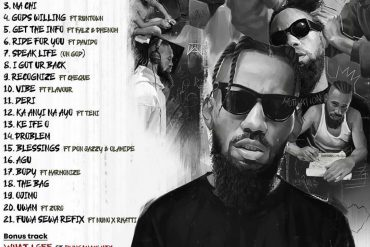 Phyno ft. Teni – Ka Anyi Na Ayo Mp3 Download