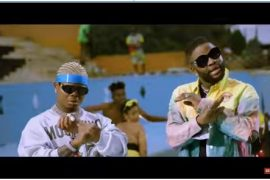 Skales ft Harmonize Oyoyo Video Download
