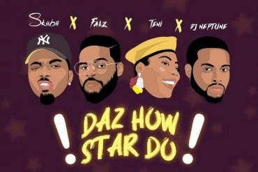 SkiiBii – Daz How Star Do [Lyrics]