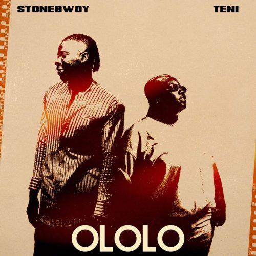 Stonebwoy ft. Teni Ololo Mp3 Download