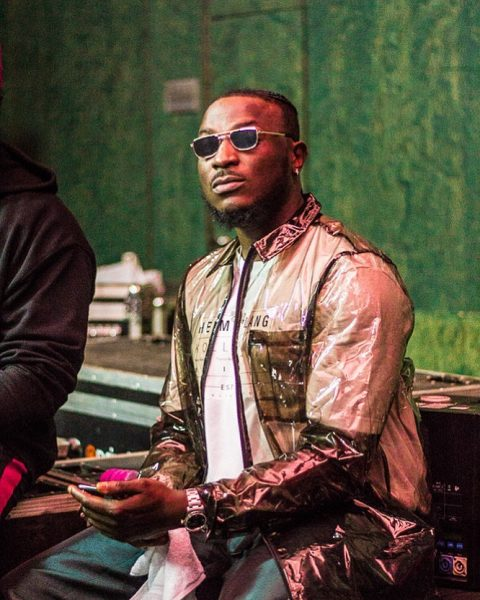 Banger Alert! Peruzzi Set To Drop New song Featuring Davido