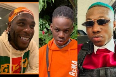Burna Boy, Zlatan, Rema, Others Win At #AFRIMMA19 Full Winners List.