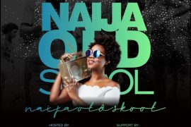 DJ Eazi007 - 9ja Old Skool Mixtape (Dance Hall Version)