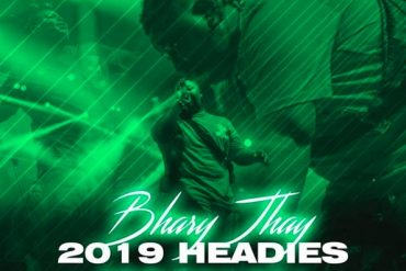 #Headies2019 - Barry Jhay wins Rookie Of The Year Award