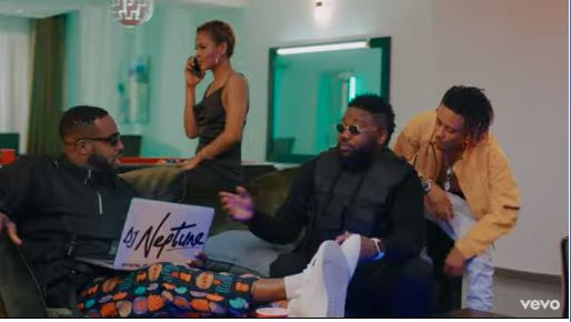 Magnito x DJ Neptune Relationship Be Like Video Download