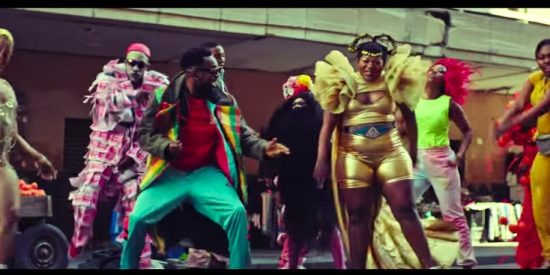 Patoranking Ft Busiswa Open Fire Video Download Mp4