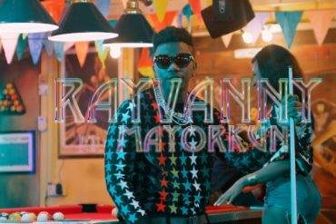 Rayvanny Gimi Dat ft mayorkun Mp3 Download