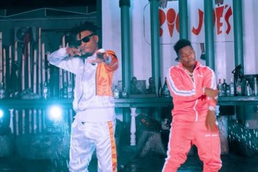Rayvanny ft. Mayorkun - Gimi Dat  Video Download