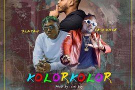 Sina Rambo ft. Zlatan & Cash Wale Kolor Kolor Mp3 Download