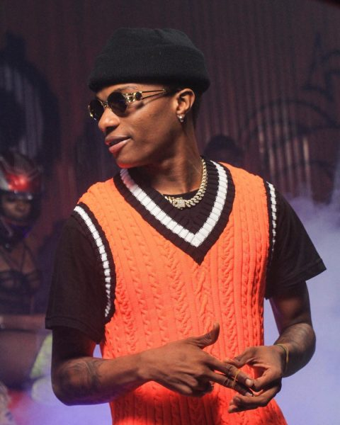 Wizkid reveals he left EME with an empty bank account .