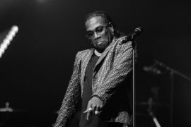 Burna Boy finally reacts to threats by South Africans