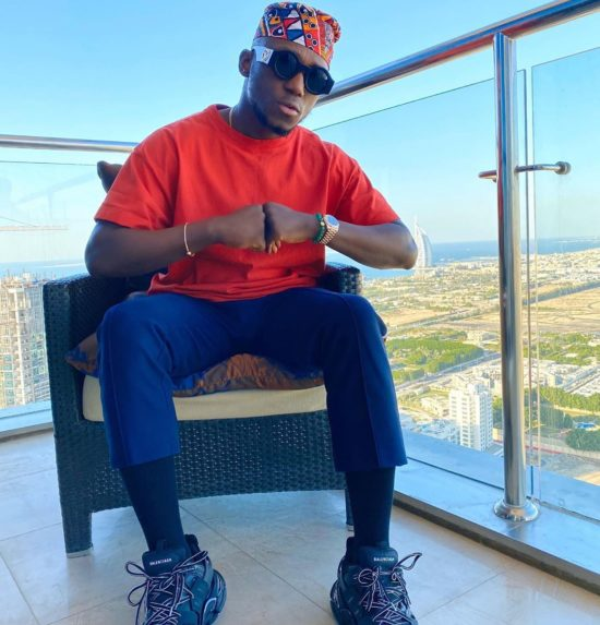 DJ Spinall Shouts Out to AFRIMA 2019  For Best African DJ Win