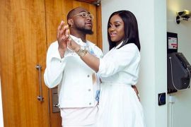 Davido & Chioma's son's naming ceremony in London.