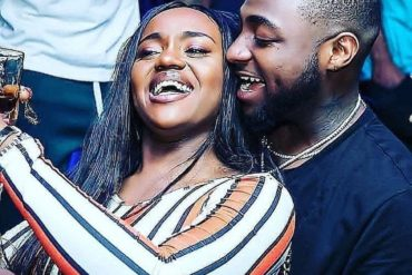 Davido Hails Chioma, Says He's Got The Best Wife