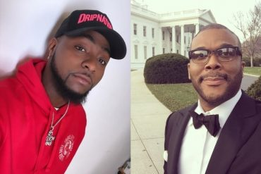 Davido Set to Shoot Massive Project At Tyler Perry's Studio (2)