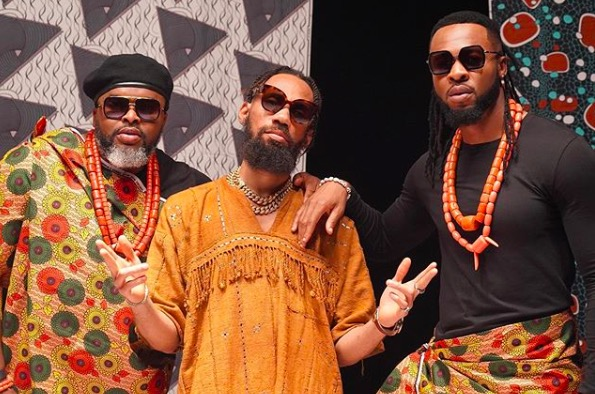 Phyno ft. Flavour Vibe Video Download Mp4