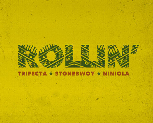 Stonebwoy Ft. Niniola – Rollin Mp3 Download