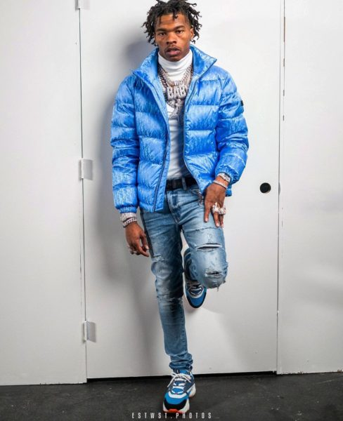 Watch As Lil Baby Gives Massive Shout Out To Davido