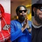 Watch as Wizkid, Phyno, & Olamide Chill at Fireboy DML'S Album Listening Party