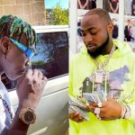 Again!: Davido Gifts Zlatan $40K Gold Necklace (Video)