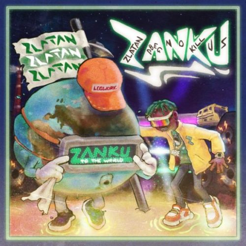 Zlatan ft. Davido & Yonda Super Power Mp3 Download