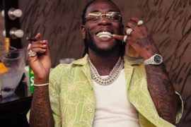 Burna Boy's African Giant Album Makes 14th Place AT Billboard Top 50 Albums 2019