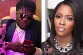 CDQ; TIwa Savage Is The Sexiest Female Artist In Nigeria