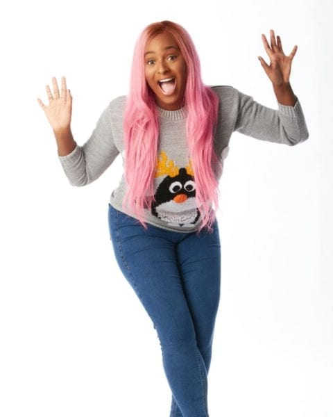 DJ Cuppy Blesses Manager With 500k As Christmas Gift