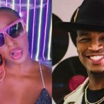 DJ Cuppy Hangs Out With Neyo In Saudi Arabia