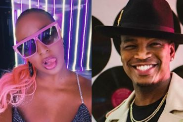 Popular Nigerian disc jockey; DJ Cuppy links up with legendary American singer; Neyo in Saudi Arabia.