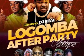 DJ Real - Logomba After Party Mixtape
