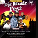 #DJsMusicFest: Eko Radio Party set to hold Tomorrow