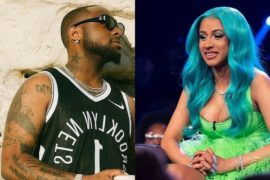 Davido Finally Speaks On Fall Remix Ft Cardi B