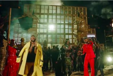 Davido - Sweet in the Middle ft. Wurld, Naira Marley, Zlatan Video Download Mp4