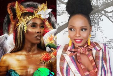 #EverythingSavage Tiwa Savagev Honours Yemi Alade At Her Concert